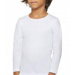 Camiseta Termal Infantil...