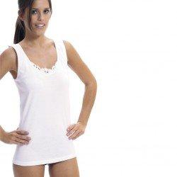 Pack 6 camisetas mujer 9720...