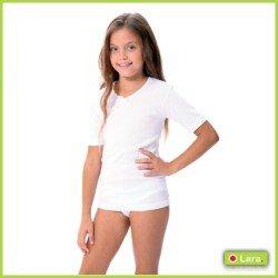 Camiseta niña 8608 - Lara