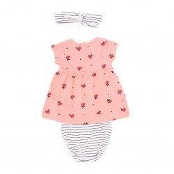 Vestido Bebé BabyBol 11859