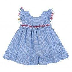Vestido menina Baby Ferr 21543