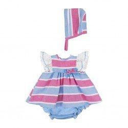 Vestido Bebé -BabyFerr 21118