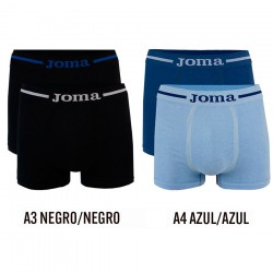 Pack 2 Boxers Joma Sin...