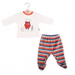 Pijama Tundosado BabyBol 21018