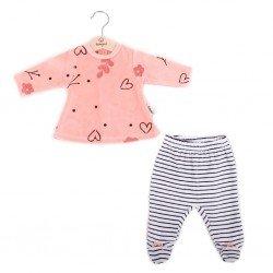 Pijama Tundosado BabyBol 21008
